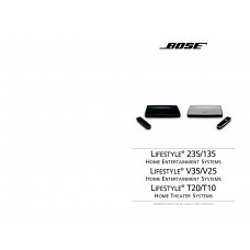 Bose Lifestyle 235 Home Cinema System