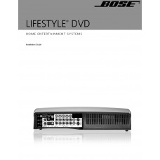 Bose Lifestyle 35 Home Cinema System