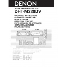 Denon DHT-M330DV Home Cinema System