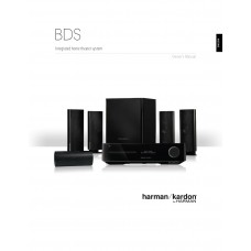 Harman Kardon BDS 300 Home Cinema System