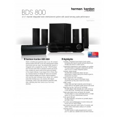 Harman Kardon BDS 800 Home Cinema System