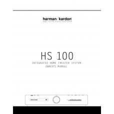 Harman Kardon HS-100 Home Cinema System