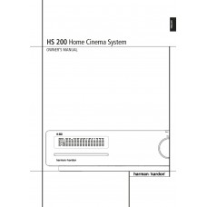 Harman Kardon HS-200 Home Cinema System