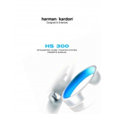 Harman Kardon HS-300 Home Cinema System
