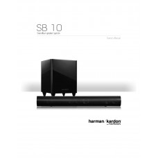 Harman Kardon SB 10 Home Cinema System