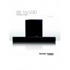 Harman Kardon SB 16 Home Cinema System