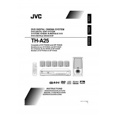 JVC TH-A25 Home Cinema System