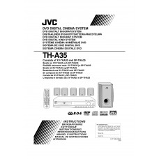 JVC TH-A35 Home Cinema System