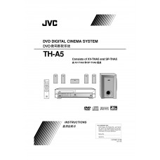 JVC TH-A5 Home Cinema System