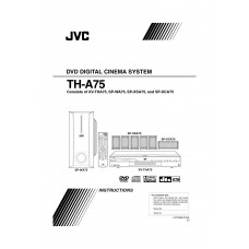 JVC TH-A75 Home Cinema System