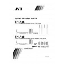 JVC TH-A85 Home Cinema System