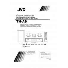 JVC TH-A9 Home Cinema System