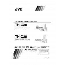 JVC TH-C30 Home Cinema System