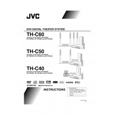 JVC TH-C50 Home Cinema System