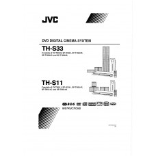 JVC TH-S11E Home Cinema System