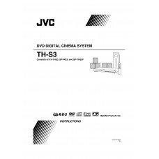 JVC TH-S3 Home Cinema System