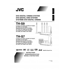 JVC TH-S7 Home Cinema System