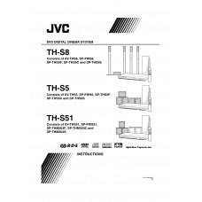 JVC TH-S8 Home Cinema System