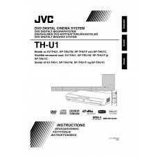 JVC TH-U1 Home Cinema System