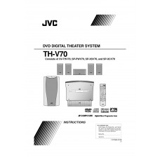 JVC TH-V70R Home Cinema System