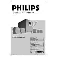 Philips 580HC Home Cinema System