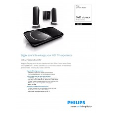 Philips HES4900 Home Cinema System