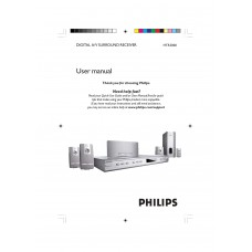 Philips HTR5000 Home Cinema System