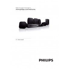 Philips HTS3020 Home Cinema System