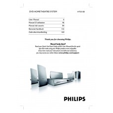 Philips HTS3100 Home Cinema System
