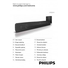Philips HTS3111 Home Cinema System