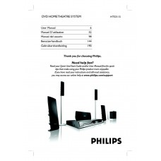 Philips HTS3115 Home Cinema System