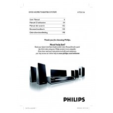 Philips HTS3154 Home Cinema System