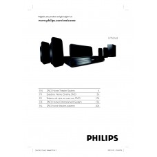 Philips HTS3164 Home Cinema System