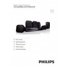 Philips HTS3180 Home Cinema System