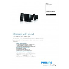 Philips HTS3220 Home Cinema System