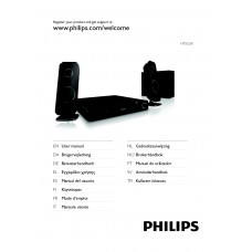 Philips HTS3260 Home Cinema System