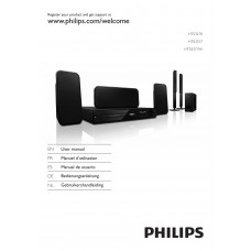 Philips HTS3270 Home Cinema System