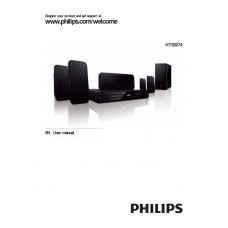 Philips HTS3274 Home Cinema System