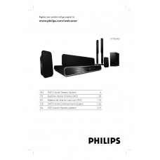 Philips HTS3367 Home Cinema System