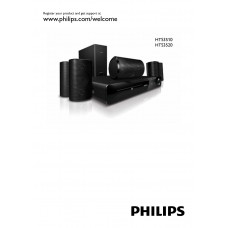 Philips HTS3520 Home Cinema System