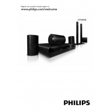 Philips HTS3530 Home Cinema System