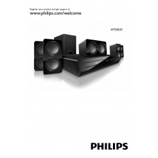 Philips HTS3531 Home Cinema System