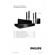 Philips HTS3568 Home Cinema System