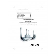 Philips HTS3610 Home Cinema System