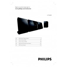 Philips HTS4600 Home Cinema System