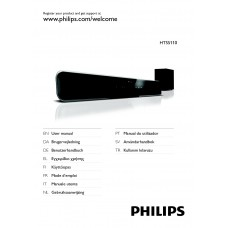 Philips HTS5110 Home Cinema System