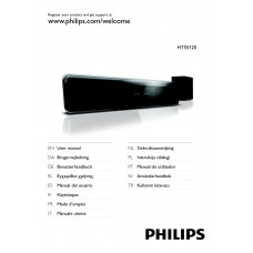 Philips HTS5120 Home Cinema System