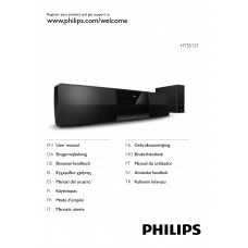 Philips HTS5131 Home Cinema System