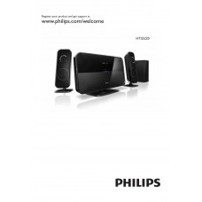 Philips HTS5220 Home Cinema System