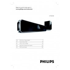 Philips HTS6100 Home Cinema System